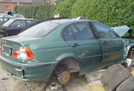 SPRL AUTO BELLENS  -  Achat & vente voitures accidentées